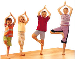 Yoga for kids and youths